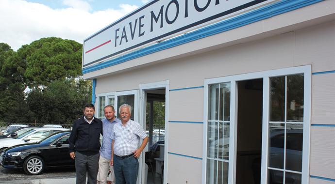 2. elde güvenin adresi Fave Motors