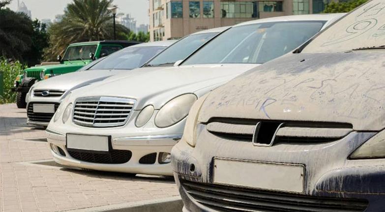 Kirli araçlar açıktan satılacak