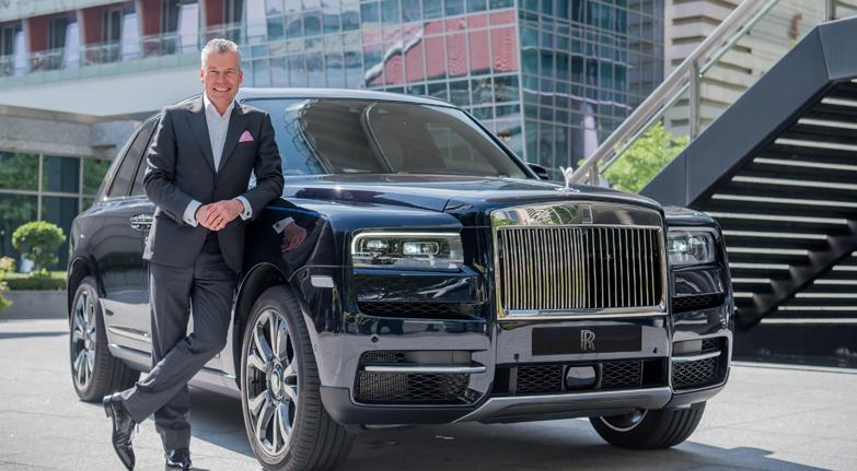 5 bin Rolls-Royce satıldı