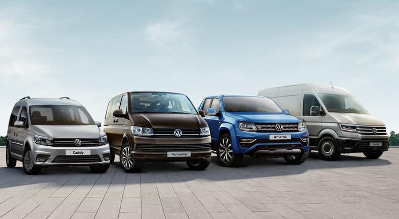 Volkswagen Ticari'de yüzde 50 indirim