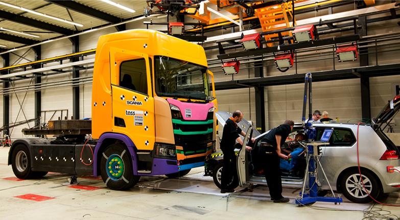 Scania devrim yaptı