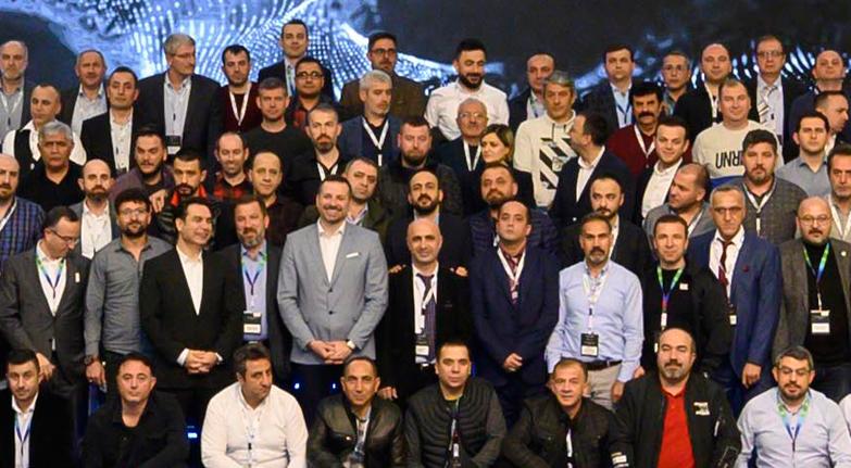 Bosch Yetkili Servisleri Antalya'da buluştu