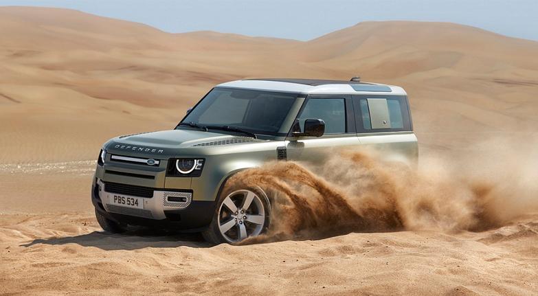 Land Rover'un tedarikçisi Delphi