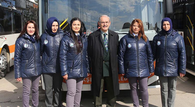 Eskişehir 60 otobüs aldı