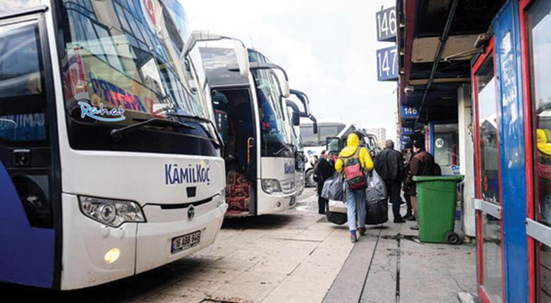 İstanbul'da servisler kaldırıldı