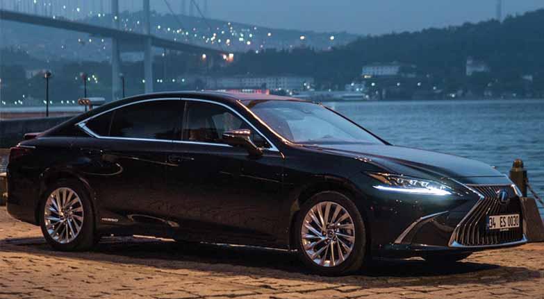 Lexus güven veriyor