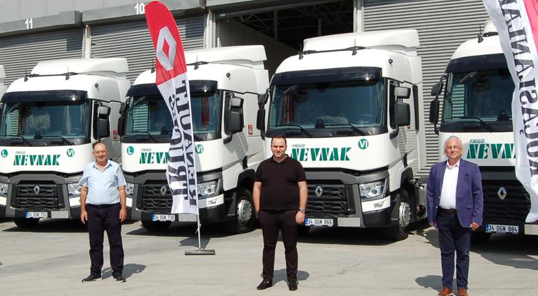 Frigo Nevnak, yeni araç aldı