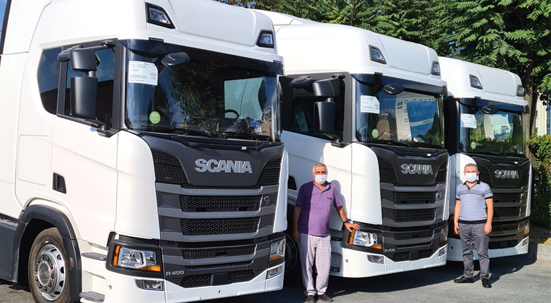 Doğan'ın yatırımı Scania'ya
