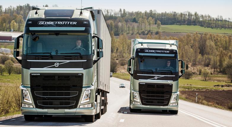 Frigo da tercih Volvo