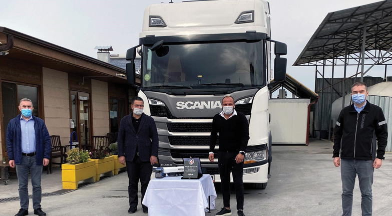 Adresi Scania
