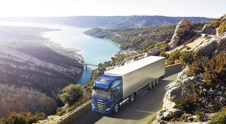 Yılın kamyonu Iveco