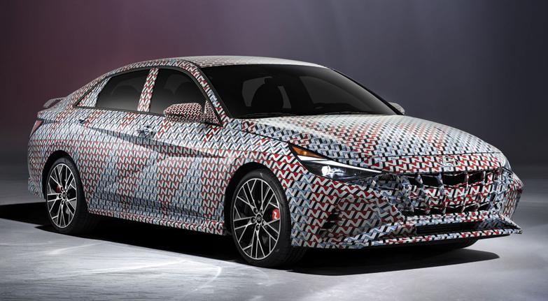 Hyundai kamuflajlı