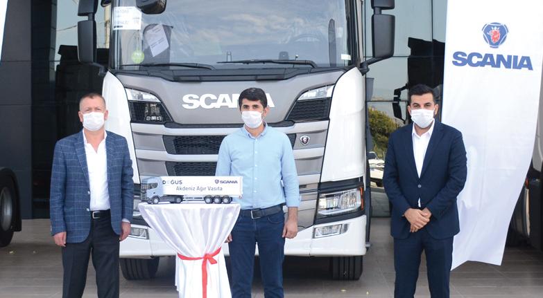 Zelal'in yatırımı Scania