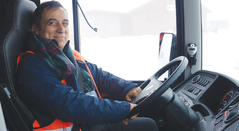 Kasım lideri Scania