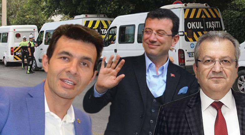 İstanbul'da Plakalar iptal edildi