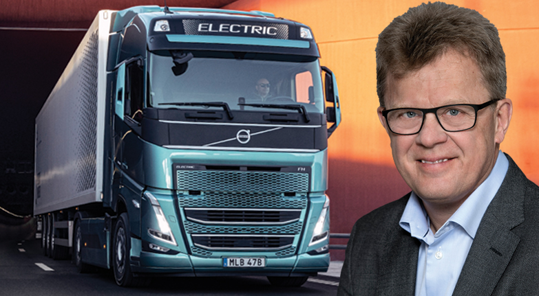 Volvo elektrikleniyor