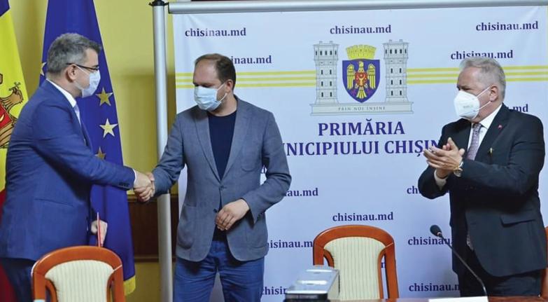 Isuzu Moldova'da