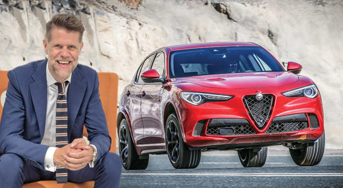 Alfa Romeo'dan Üçlü Zafer!