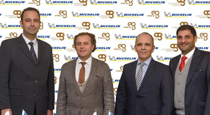 Ali Çavuşoğulları Michelin'e emanet