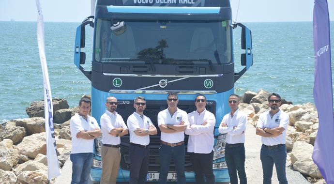 Alper Frigo 12 adet Volvo Trucks aldı