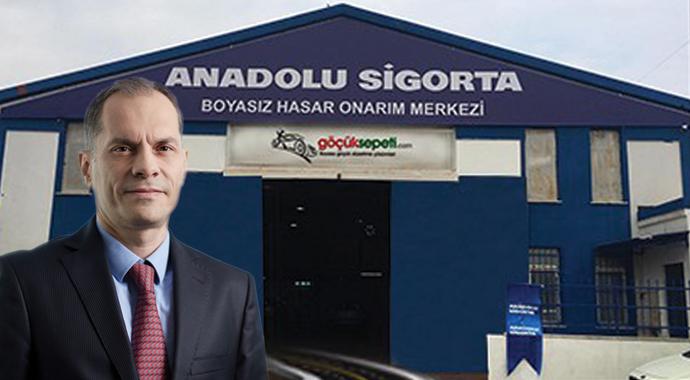 Anadolu Sigorta kaporta merkezi açtı