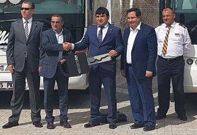 Anadolu Ulaşım, 18 adet Man otobüs aldı