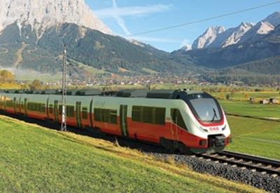 Avusturya 300 adet tren alacak