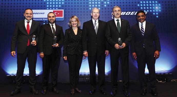 Boeing Türkiye teknoloji merkezi açtı