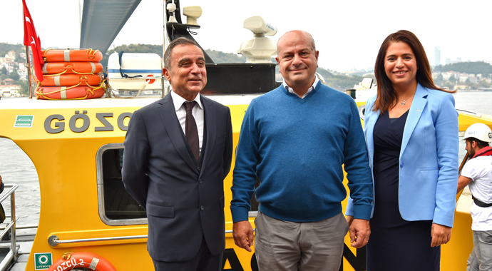 Boğaz lojistiğine Scania Takviyesi