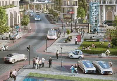 Bosch ile Daimler çalışacak