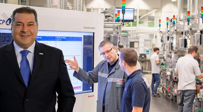 Bosch, Türkiye'de kazancını arttırdı