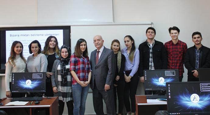 Dr. Birgören; Türkiye'de lojistik hızla büyüyor