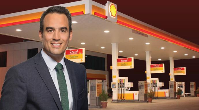 Emre Turanlı Shell de yükseliyor