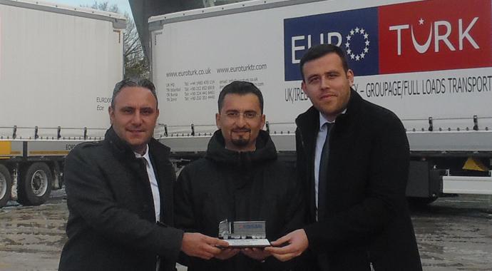 EuroTürk 12 adet treyler aldı