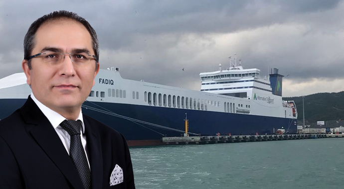Fadiq, ilk seferini Trieste'ye yaptı