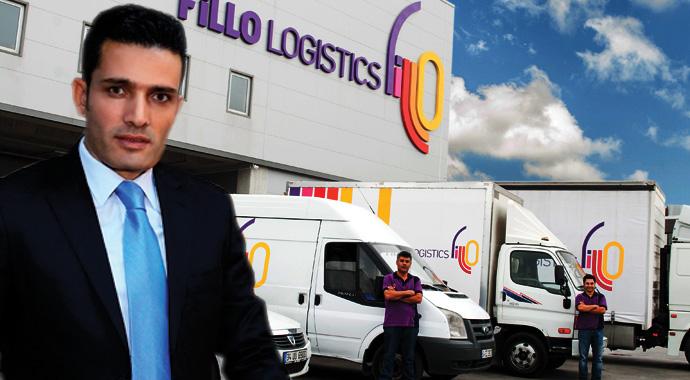 Fillo Lojistik'e Yeni Genel Müdür