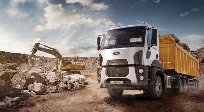 Ford Trucks meydan okudu