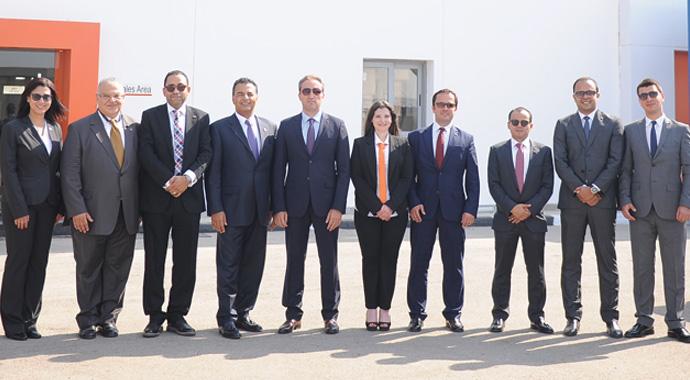 Ford Trucks, Mısır'a girdi