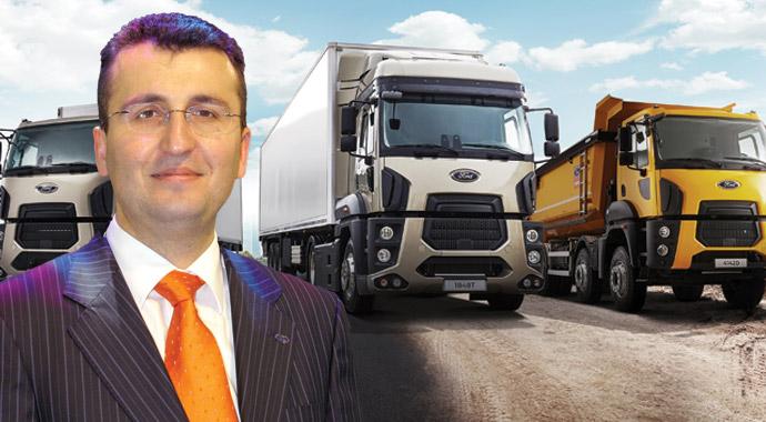 Ford Trucks Turfan'a emanet