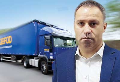 Gefco Almanya'ya ağırlık verdi