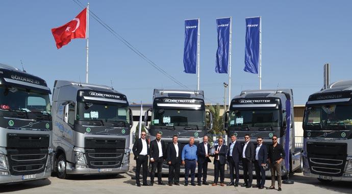 Gökdenizler'in yatırımı Volvo'ya