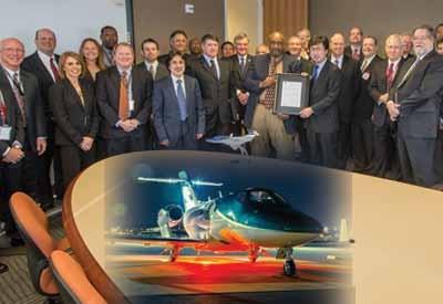 HondaJet'e Amerika'dan uçuş onayı
