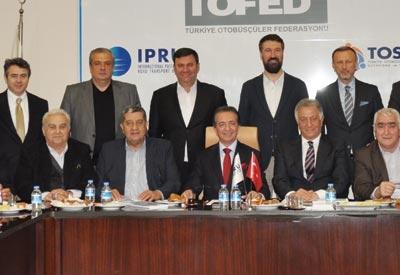 IPRU'da seçim heyecanı