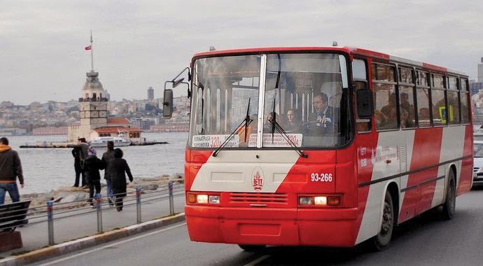 İstanbul'da otobüs hat ihalesi iptal oldu