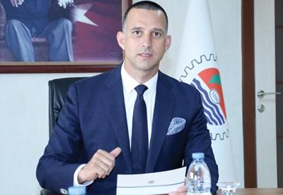 Mersin'e büyük lojistik yatırımı