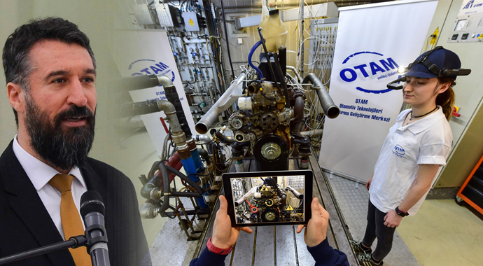 OTAM yeni test devrini başlattı