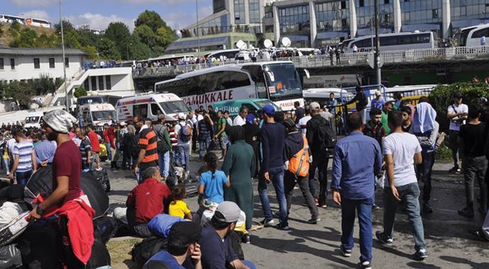 Otobüs taşımacılığına güvenlik ayarı yapıldı