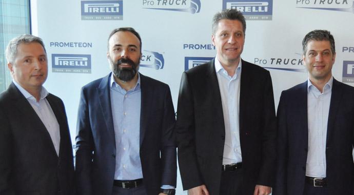 Pirelli hizmet ağını genişletti