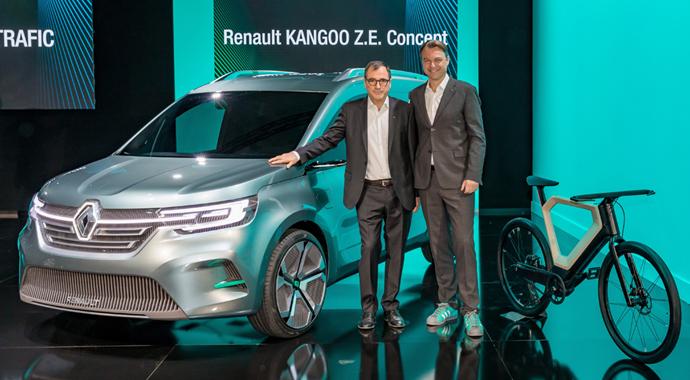 Renault HTA'da iddialı