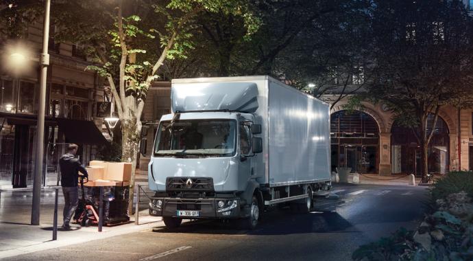 Renault Trucks yakıtta cimrileşti